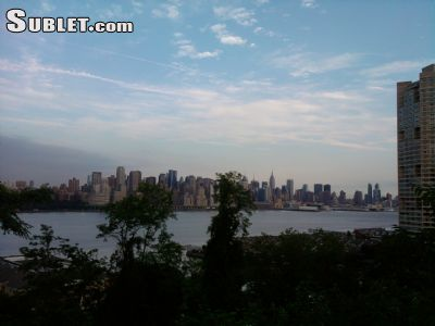 Image 1 Furnished room to rent in Weehawken, Hudson County 2 bedroom Apartment