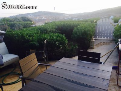 Image 2 furnished 1 bedroom House for rent in Mykonos, Cyclades