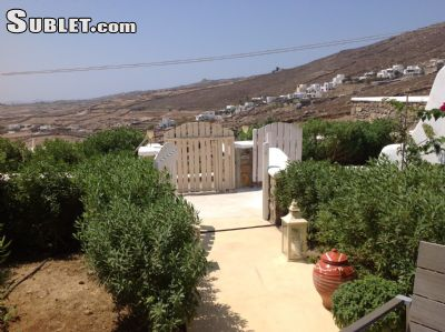 Image 3 furnished 1 bedroom House for rent in Mykonos, Cyclades