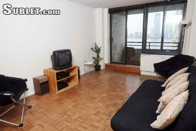 Image 2 either furnished or unfurnished 2 bedroom Apartment for rent in Battery Park City, Manhattan