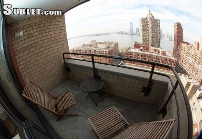 Image 4 either furnished or unfurnished 2 bedroom Apartment for rent in Battery Park City, Manhattan