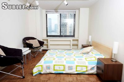 Image 6 either furnished or unfurnished 2 bedroom Apartment for rent in Battery Park City, Manhattan