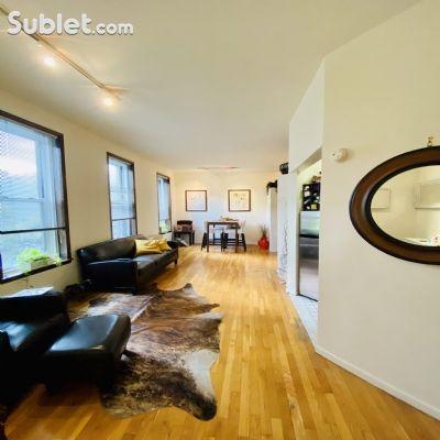 Image 1 furnished 1 bedroom Apartment for rent in Upper West Side, Manhattan