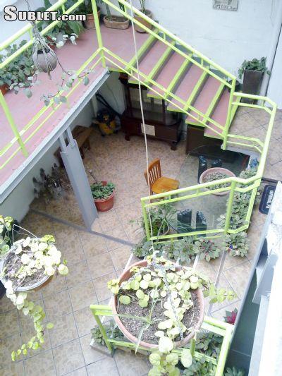 Image 1 furnished Studio bedroom Hotel or B&B for rent in Alvaro Obregon, Mexico City