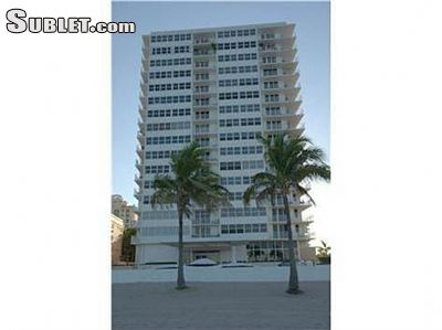 Fort Lauderdale Furnished 1 Bedroom Apartment For Rent 2200 Per Month Rental Id 2506975