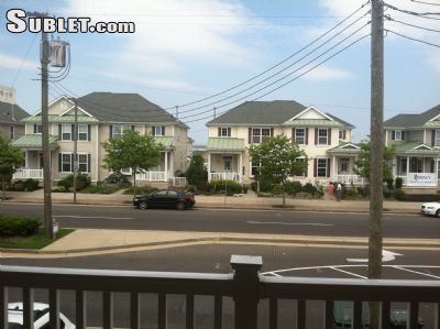 Image 4 either furnished or unfurnished 3 bedroom Townhouse for rent in Atlantic City, Atlantic County