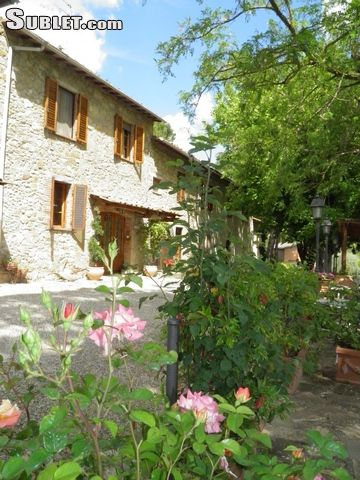 Image 4 furnished 2 bedroom House for rent in Poggibonsi, Siena