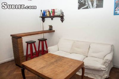 Image 1 Furnished room to rent in Palermo, Buenos Aires City 2 bedroom Apartment