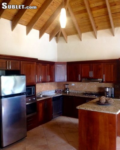 Monthly Rental Apartments: Sosua Furnished 2 Bedroom Apartment For Rent 1400 Per
