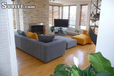 Image 1 furnished 2 bedroom Apartment for rent in Downtown, Montreal Area