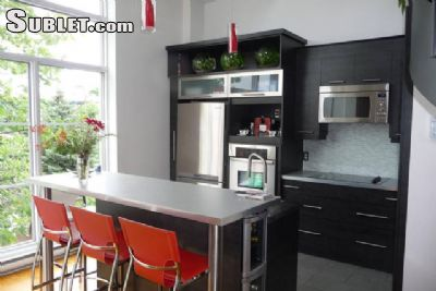 Image 2 furnished 2 bedroom Apartment for rent in Downtown, Montreal Area