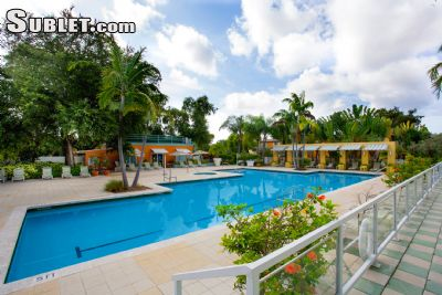 Image 2 furnished 1 bedroom Apartment for rent in Dade County, Miami Area
