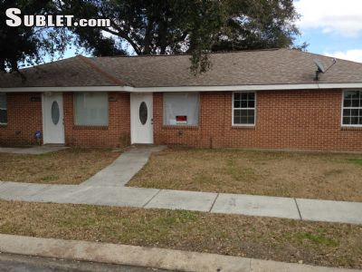Townhouse for Rent in New Orleans East