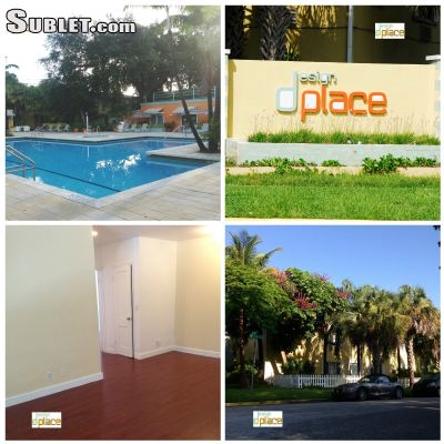 Image 2 unfurnished 2 bedroom Apartment for rent in Dade County, Miami Area
