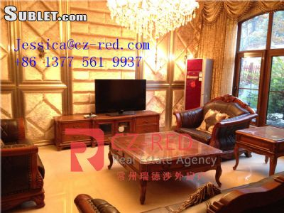 Image 1 furnished 5 bedroom House for rent in Xinbei, Changzhou