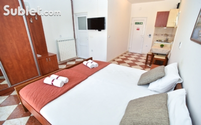 Image 4 furnished Studio bedroom Apartment for rent in Tivat, South Montenegro