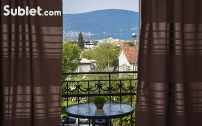 Image 8 furnished Studio bedroom Apartment for rent in Tivat, South Montenegro