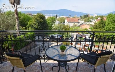 Image 9 furnished Studio bedroom Apartment for rent in Tivat, South Montenegro