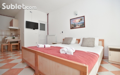 Image 2 furnished Studio bedroom Apartment for rent in Tivat, South Montenegro