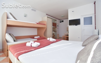 Image 3 furnished Studio bedroom Apartment for rent in Tivat, South Montenegro