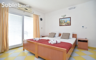 Image 1 furnished Studio bedroom Apartment for rent in Tivat, South Montenegro