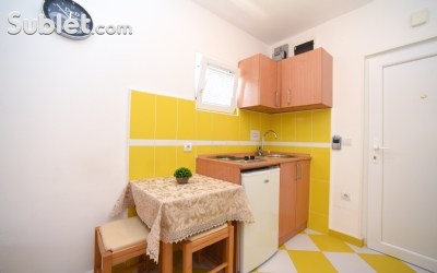 Image 6 furnished Studio bedroom Apartment for rent in Tivat, South Montenegro