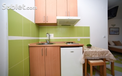 Image 5 furnished Studio bedroom Apartment for rent in Tivat, South Montenegro