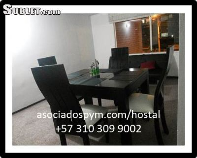 Image 2 furnished 3 bedroom Apartment for rent in Usaquen, Bogota
