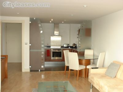 Image 1 furnished 1 bedroom Apartment for rent in Canary Wharf, Tower Hamlets