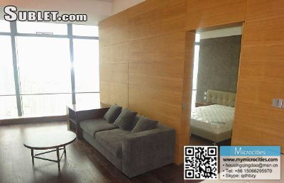 Image 1 unfurnished 1 bedroom Apartment for rent in Shinan, Qingdao