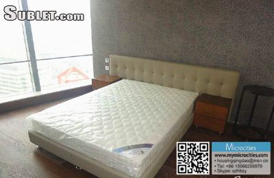 Image 2 unfurnished 1 bedroom Apartment for rent in Shinan, Qingdao