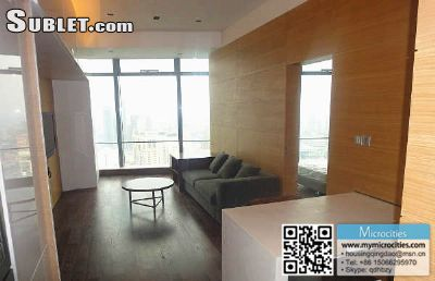 Image 3 unfurnished 1 bedroom Apartment for rent in Shinan, Qingdao