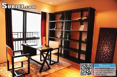 Image 1 unfurnished 3 bedroom Apartment for rent in Shinan, Qingdao