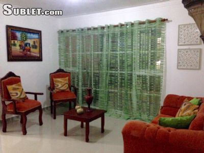 Image 1 furnished 3 bedroom Apartment for rent in Santiago, Central Dominican