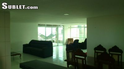 Image 2 furnished 4 bedroom Apartment for rent in Fortaleza, Ceara