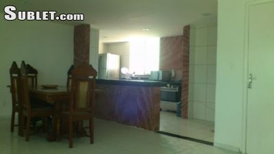 Image 3 furnished 4 bedroom Apartment for rent in Fortaleza, Ceara