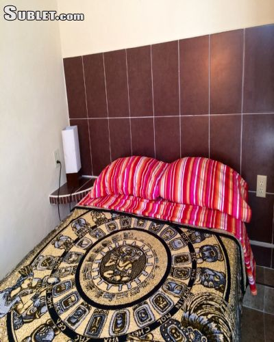Image 1 furnished Studio bedroom Apartment for rent in Cancun, Quintana Roo