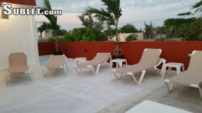 Image 6 furnished Studio bedroom Apartment for rent in Cancun, Quintana Roo