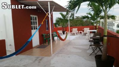Image 7 furnished Studio bedroom Apartment for rent in Cancun, Quintana Roo