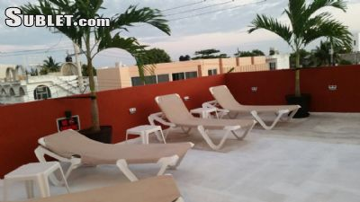 Image 9 furnished Studio bedroom Apartment for rent in Cancun, Quintana Roo