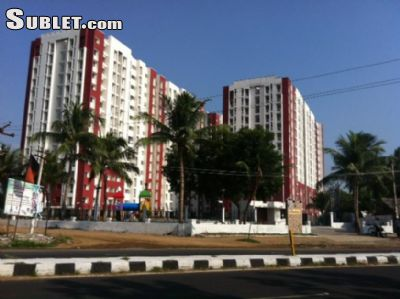 Image 1 furnished 2 bedroom Apartment for rent in Chennai, Tamil Nadu