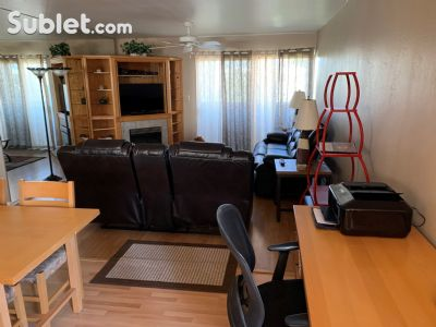 Image 2 furnished 2 bedroom Townhouse for rent in Scottsdale Area, Phoenix Area