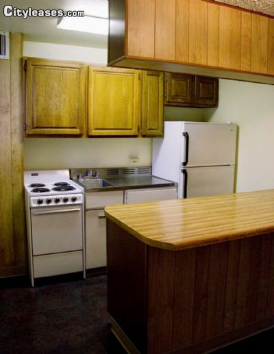 Image 2 unfurnished Studio bedroom Apartment for rent in Fairbanks North Star, Interior
