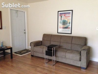 Image 2 either furnished or unfurnished 1 bedroom Apartment for rent in Hollywood, Ft Lauderdale Area