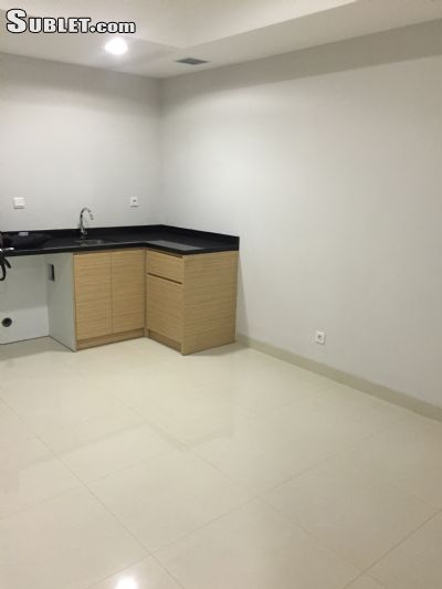 Image 2 either furnished or unfurnished 1 bedroom Apartment for rent in North Jakarta, Jakarta
