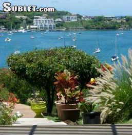 Image 1 furnished 1 bedroom Apartment for rent in Saint George, Grenada
