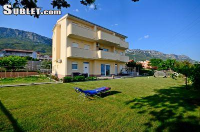 Image 1 furnished 1 bedroom Apartment for rent in Kastela, Split Dalmatia