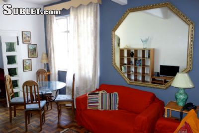 Image 1 furnished 3 bedroom Apartment for rent in Botafogo, Rio de Janeiro City