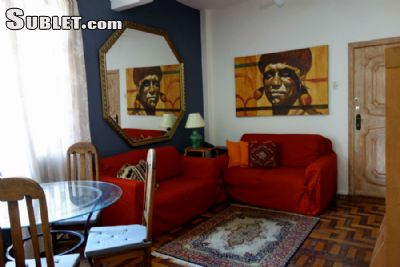 Image 2 furnished 3 bedroom Apartment for rent in Botafogo, Rio de Janeiro City
