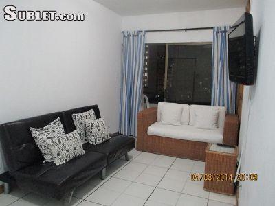 Image 1 furnished 2 bedroom Apartment for rent in Cartagena, Bolivar CO